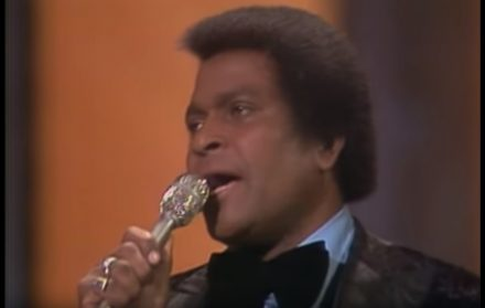 charley pride kiss an angel in the mornin'