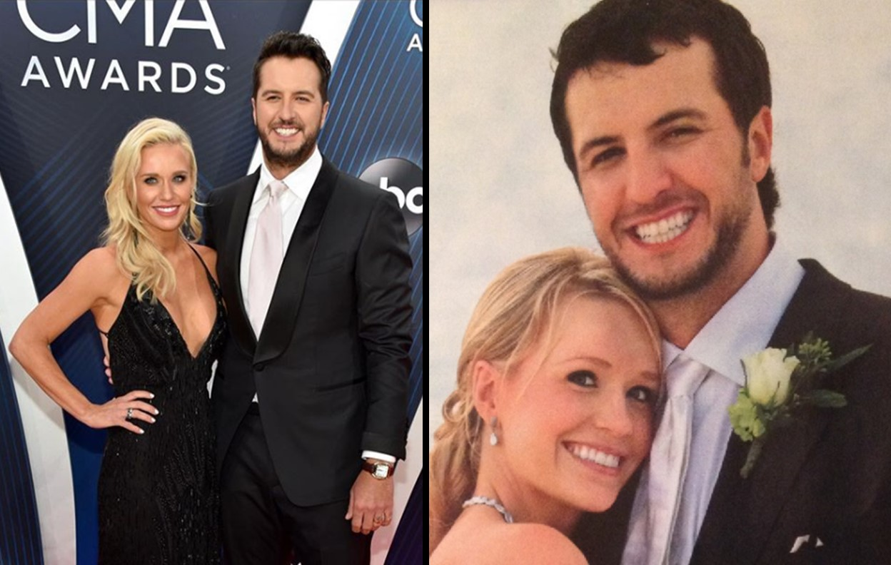 luke bryan wife money