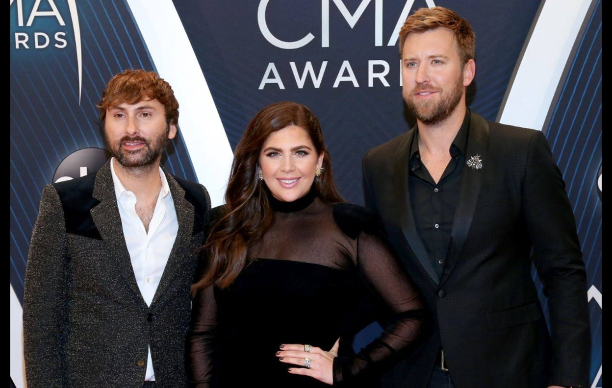 lady antebellum eight studio album