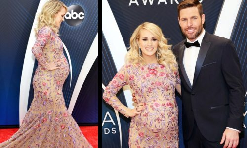 pregnant carrie underwood