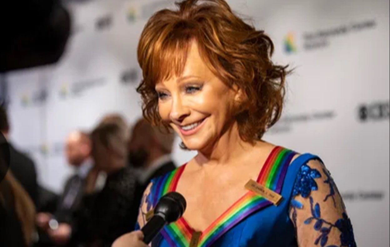 reba mcentire 2018 kennedy center honors
