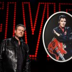 blake shelton elvis all-star tribute