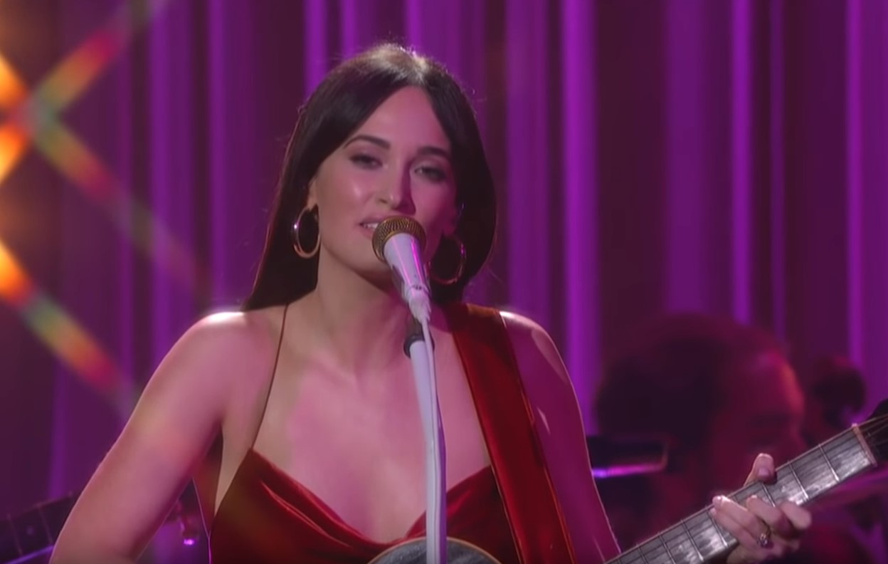 2018 cma awards kacey musgraves