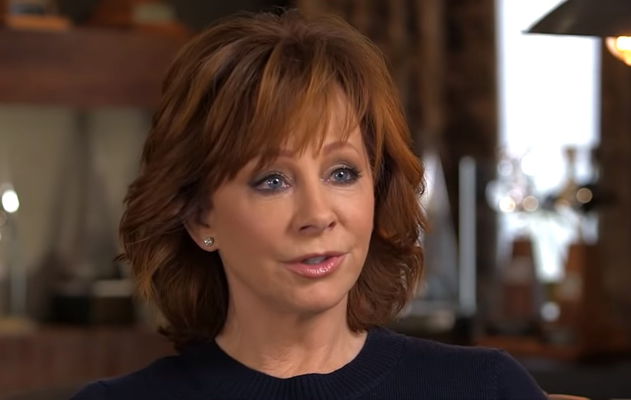 Reba McEntire Gets Candid About Entertainment Career
