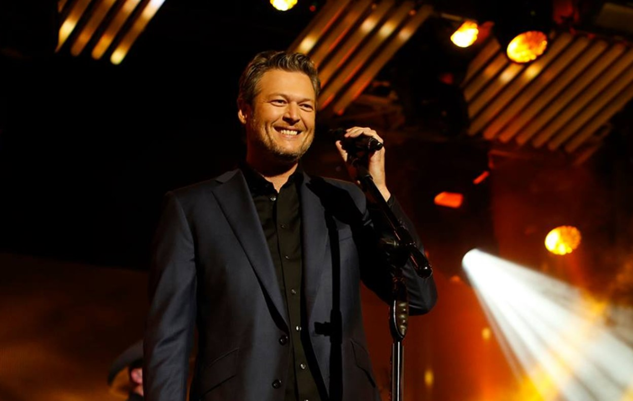 BLAKE SHELTON CANCER RESEARCH