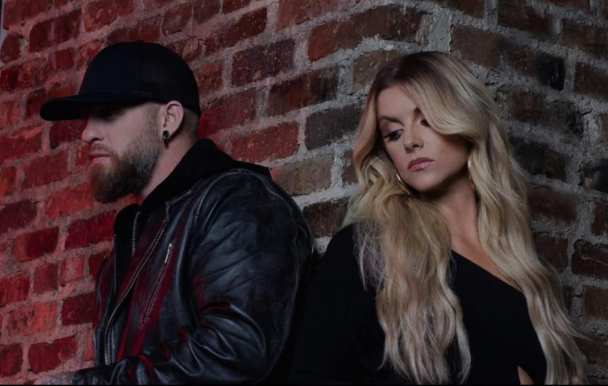 "Brantley Gilbert & Lindsay Ell Drop ""What Happens In A Small Town"" Lyric Video"