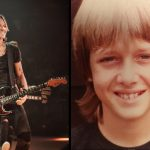 keith urban childhood Christmas