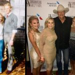 Alan Jackson and Wife