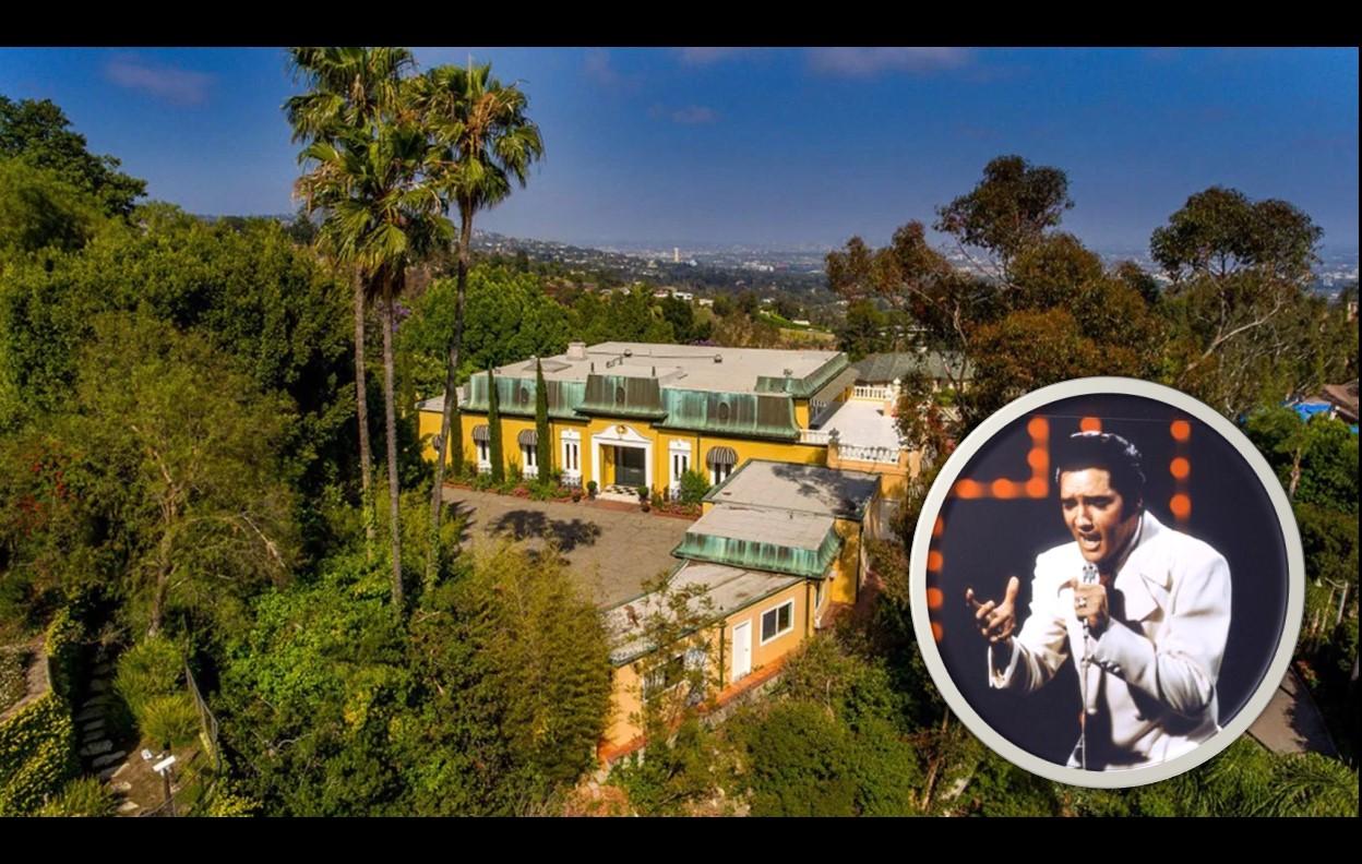 elvis presley mansion