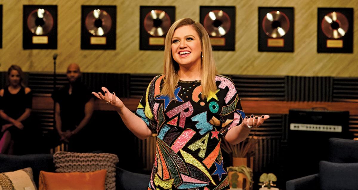Kelly Clarkson TV show