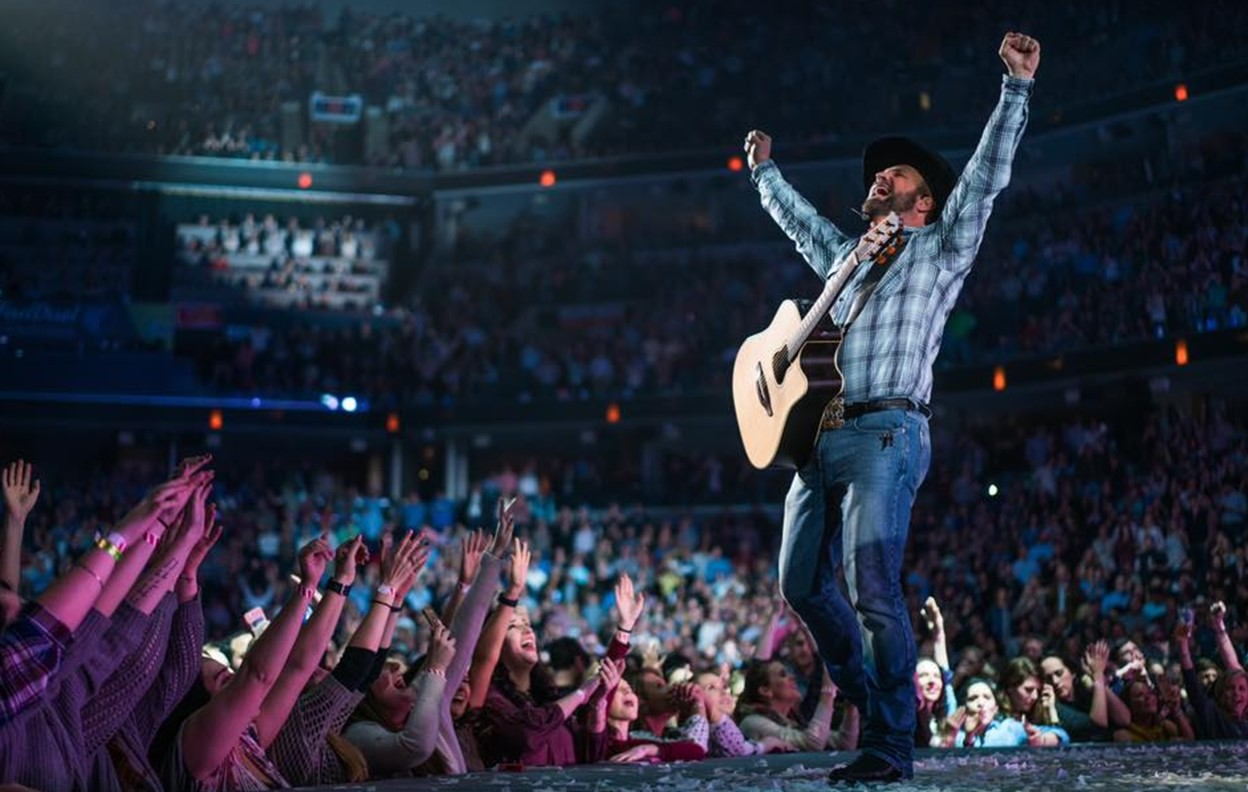 garth brooks nashville