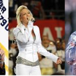 Country Music Stars Superbowl