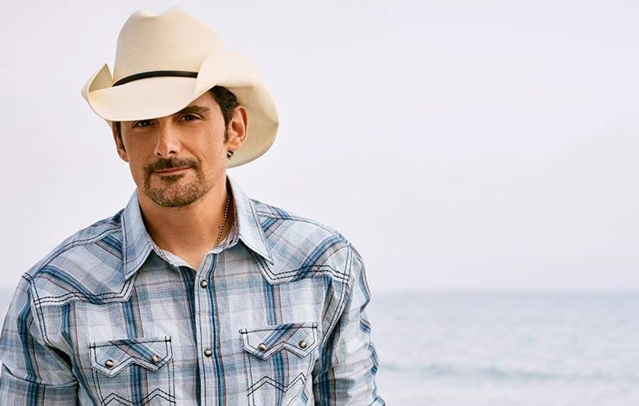 brad paisley 2019 world tour