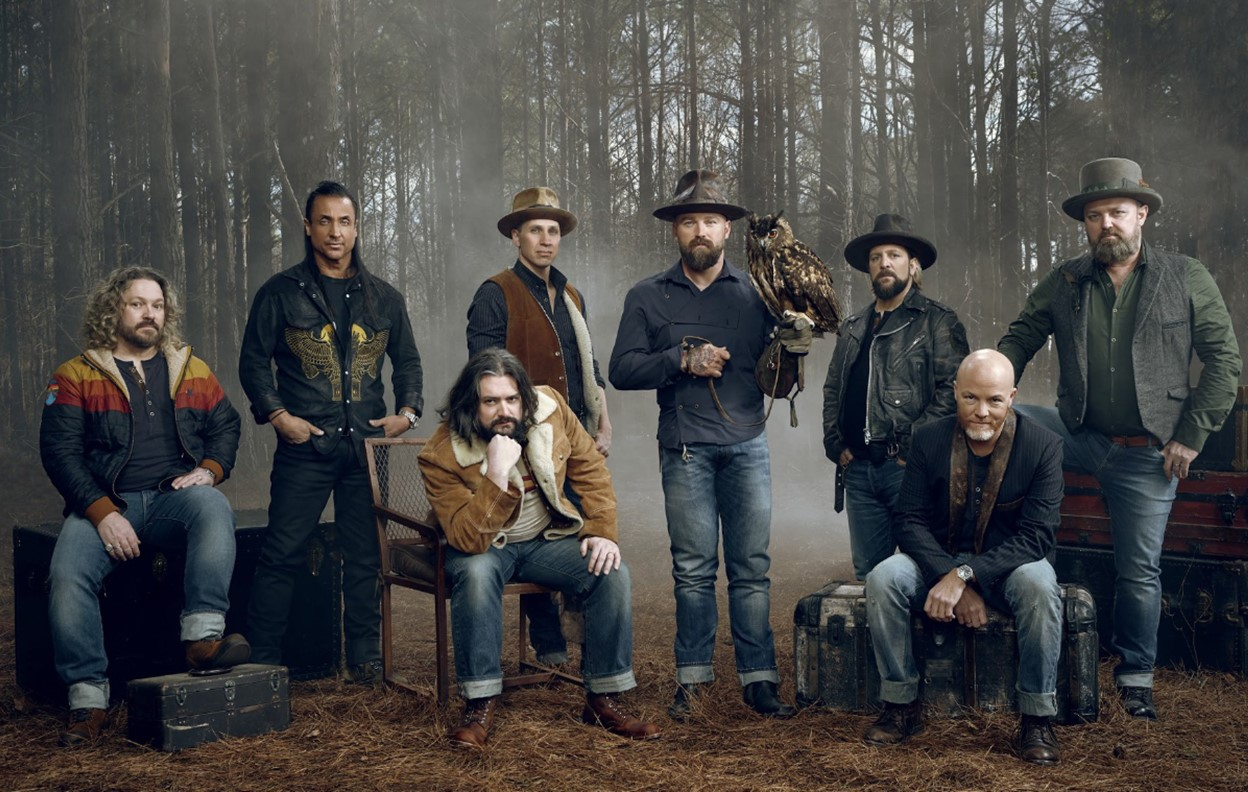zac brown band the owl tour