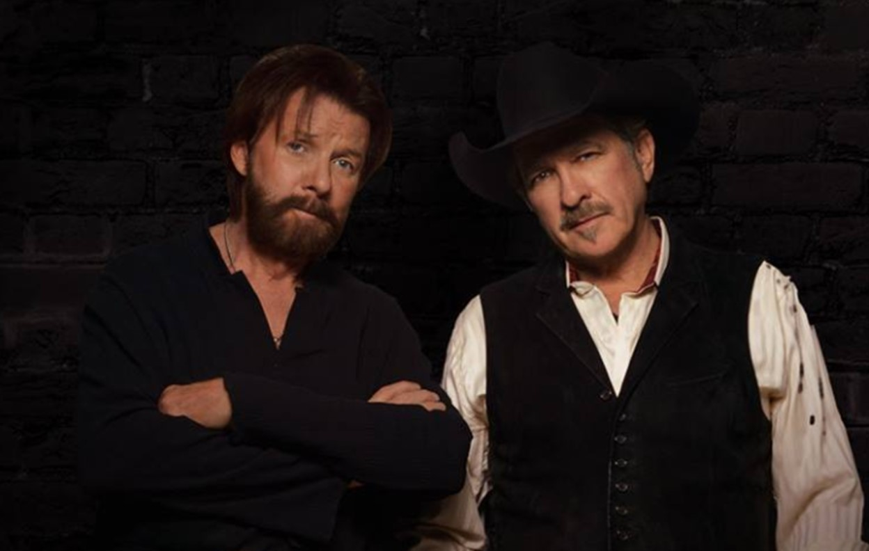 brooks & dunn reboot album