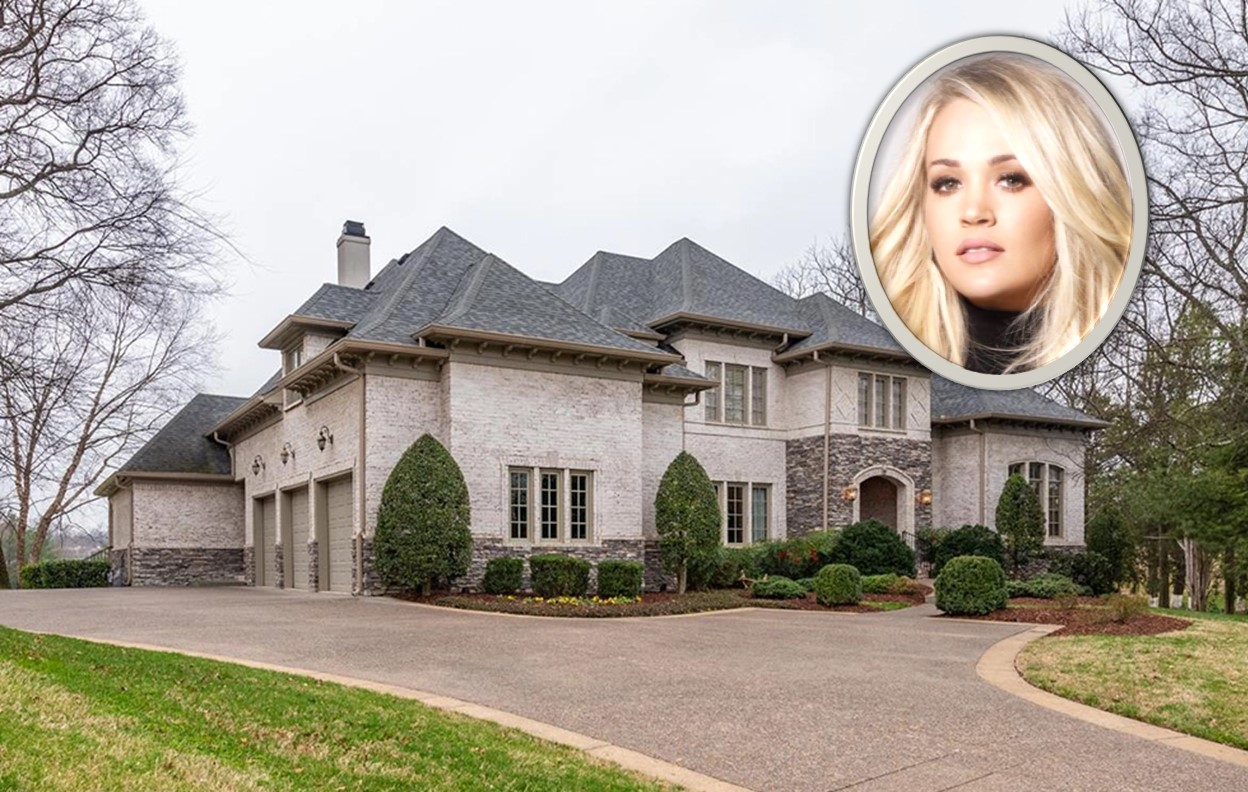 Carrie Underwood's Former Mansion