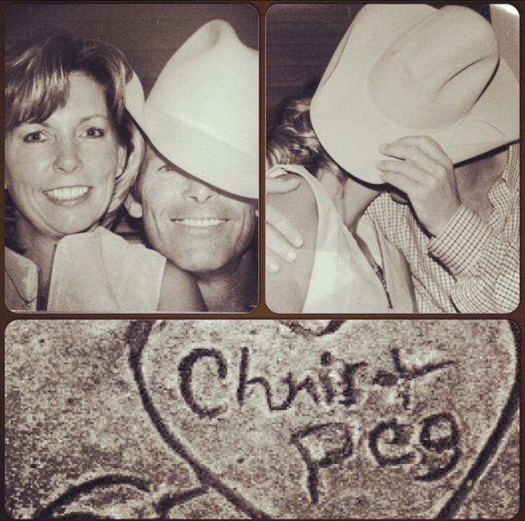 chris ledoux wife peggy rhoads