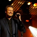 Blake Shelton's Hallmark Christmas movie