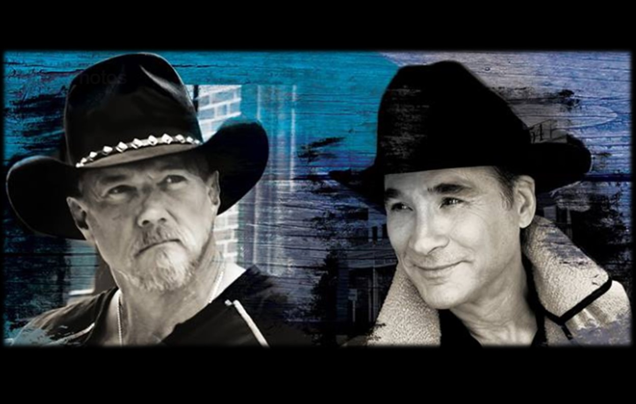 trace adkins and clint black