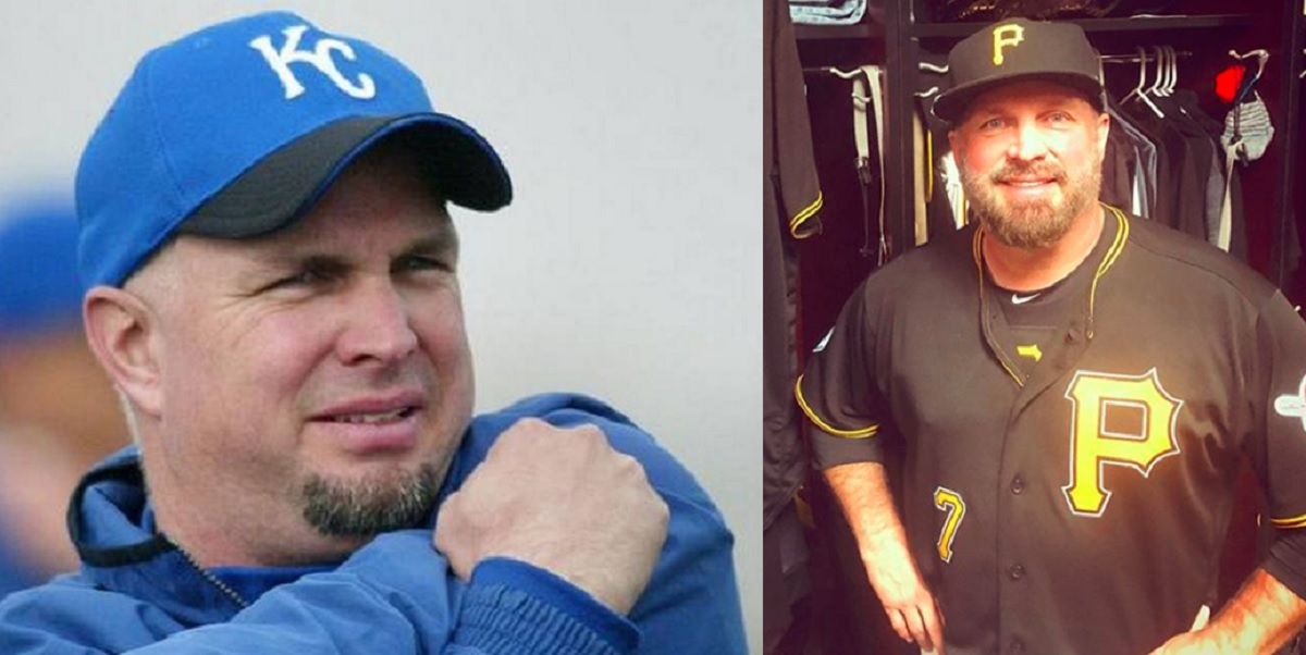 Garth Brooks Baseball