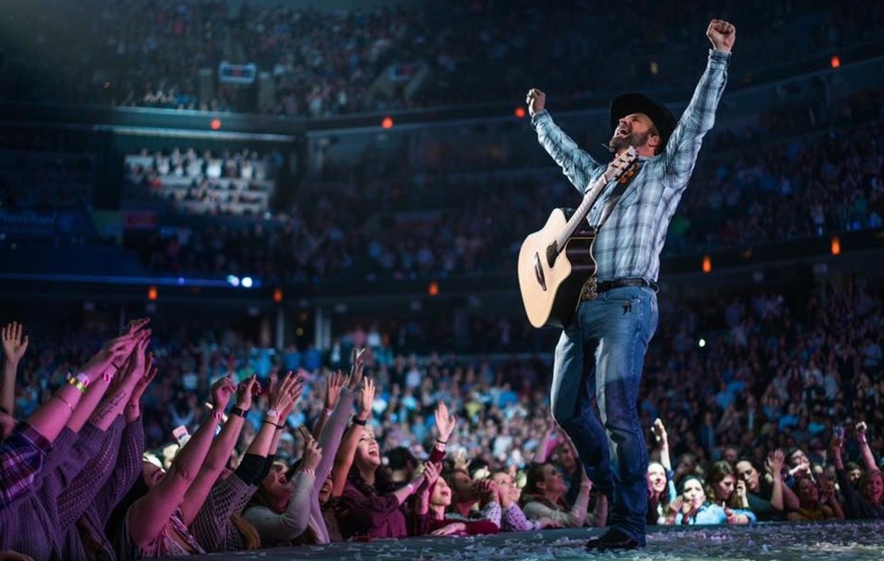 Garth Brooks Quotes From A Country Music Singer And Songwriter