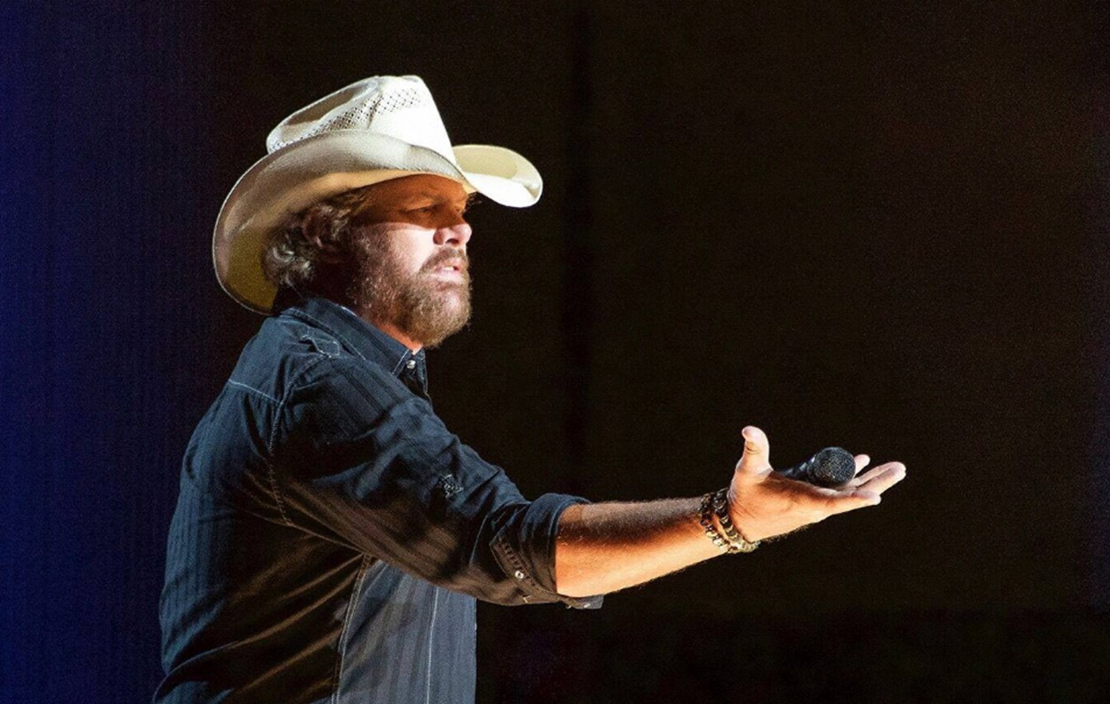toby keith facts