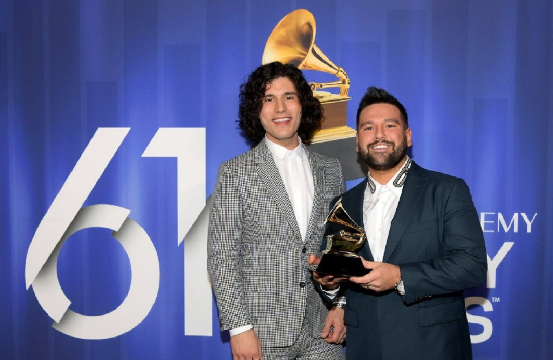 Dan and Shay Grammy Award