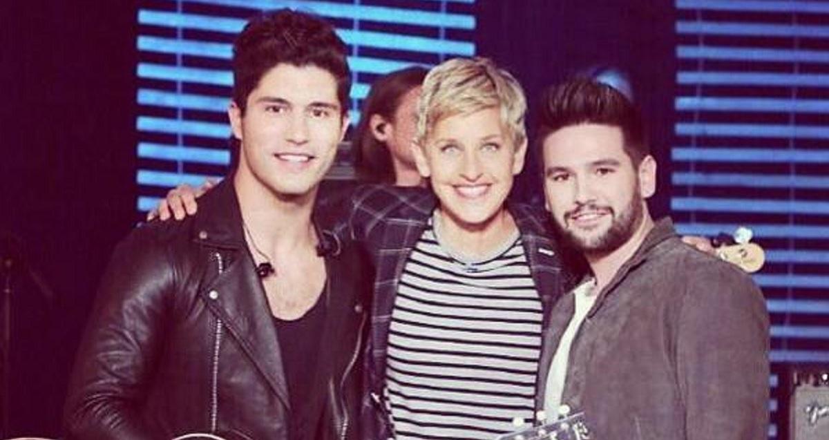 Dan and Shay on Ellen