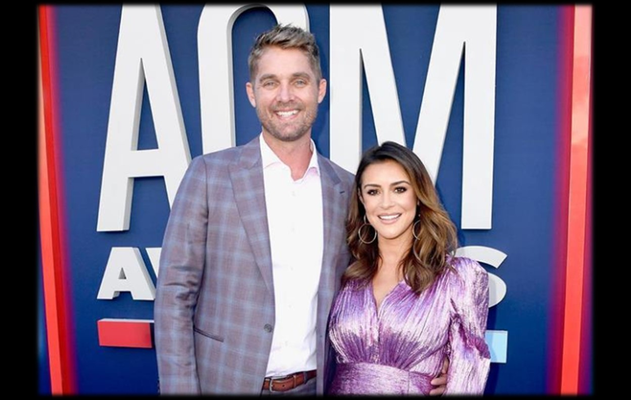 brett young and wife