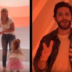 thomas rhett's look what god gave her music video