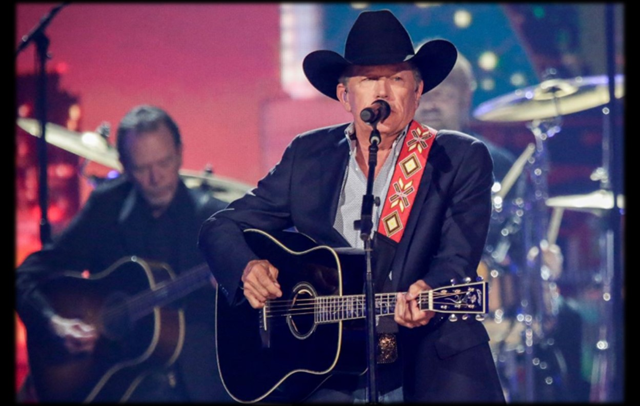 george strait's honky tonk time machine