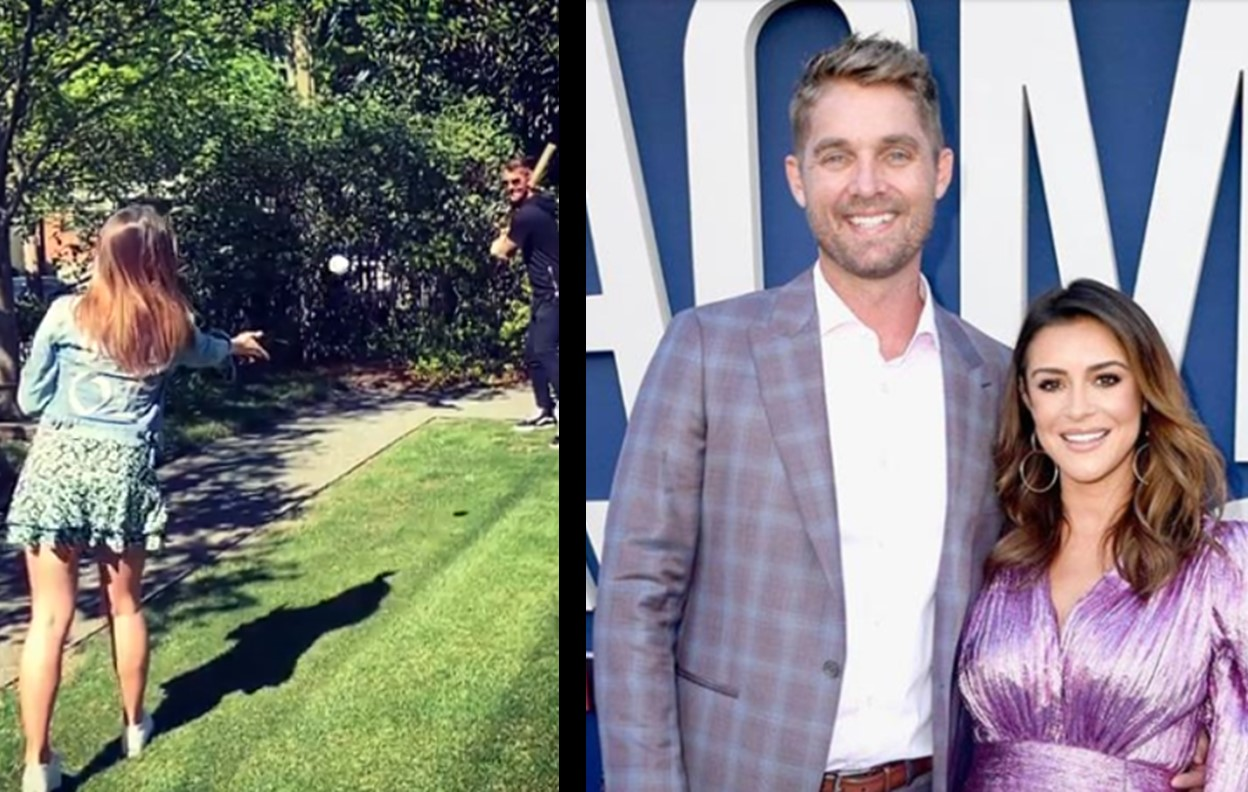 brett young and wife taylor