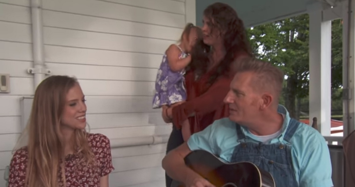 Rory Feek and Firekid