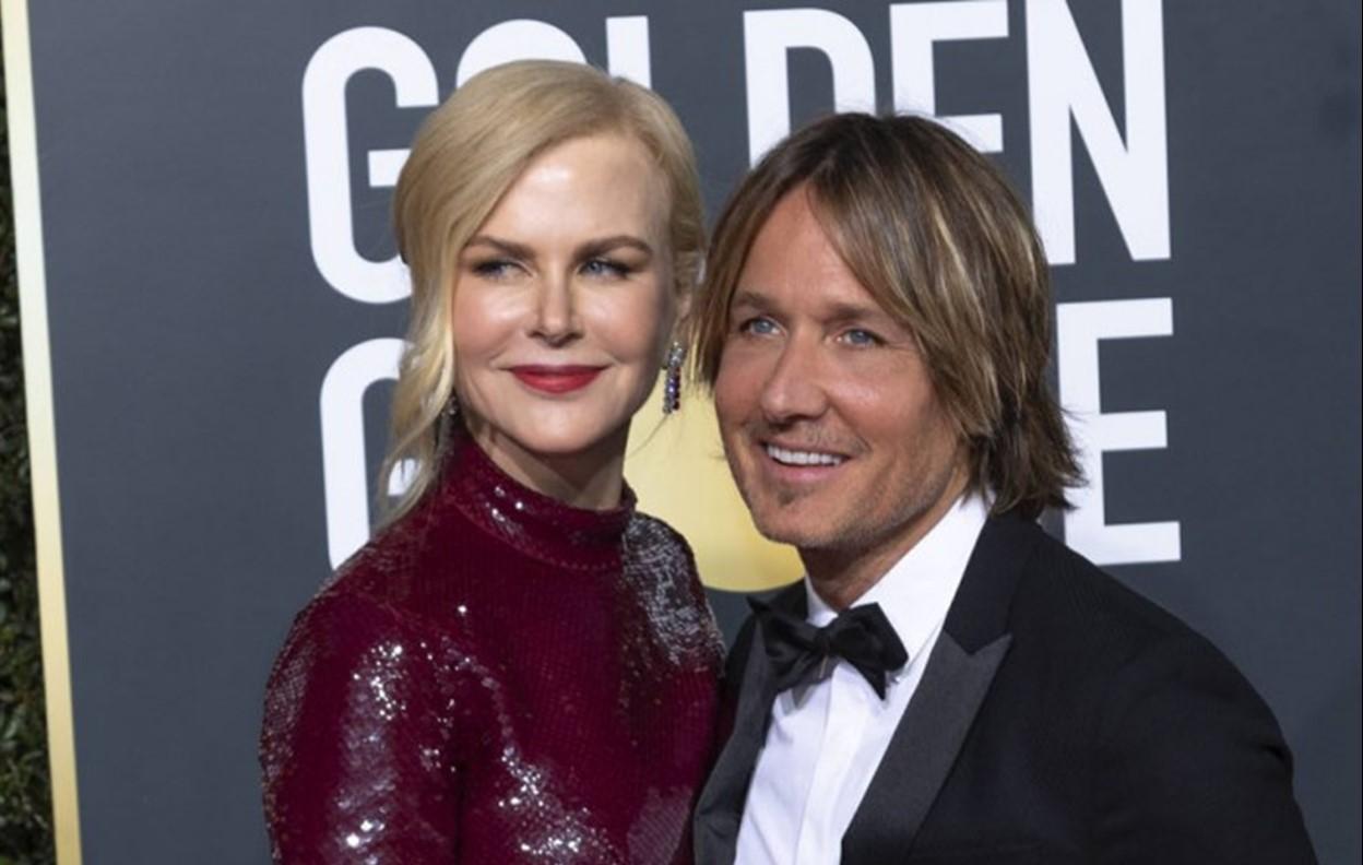 Nicole Kidman and Husband