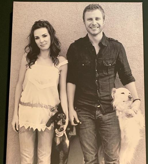 dierks bentley's wife