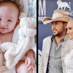jason aldean's youngest daughter