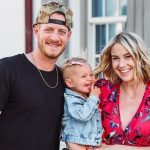 tyler hubbard's daughter