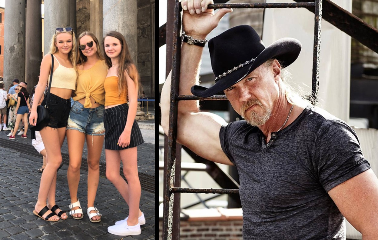 Get to Know Country Music Star Trace Adkins Daughters
