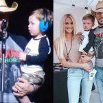 Jason Aldean's Son Memphis