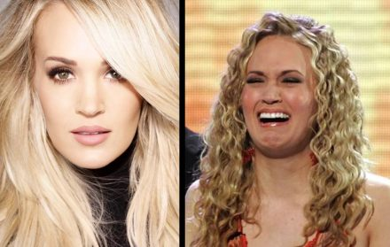 Carrie Underwood S American Idol Win Gets Hilarious Throwback