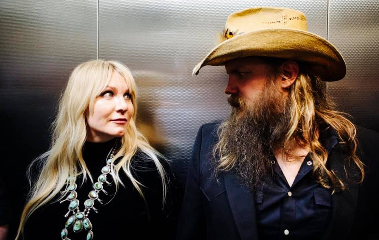 chris and morgane stapleton's fifth child