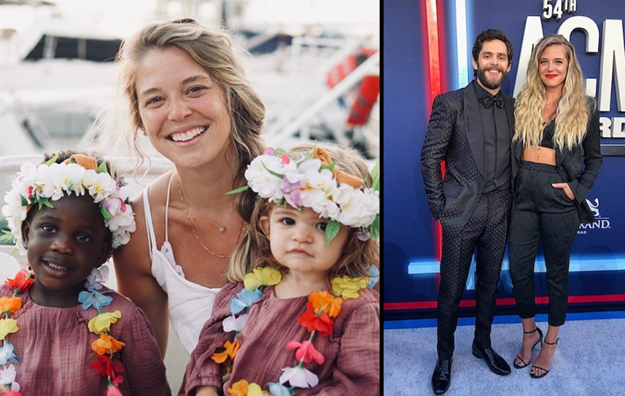 thomas rhett's wife