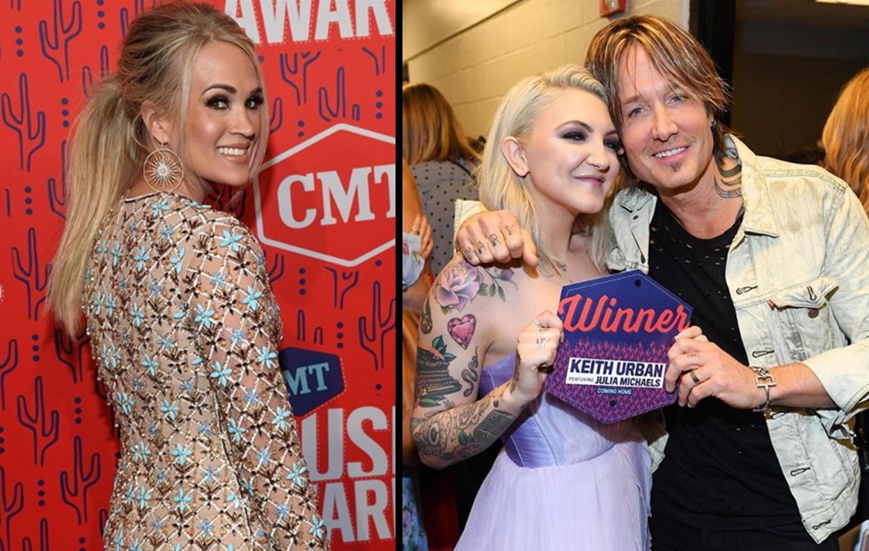 2019 CMT MUSIC AWARDS WINNERS