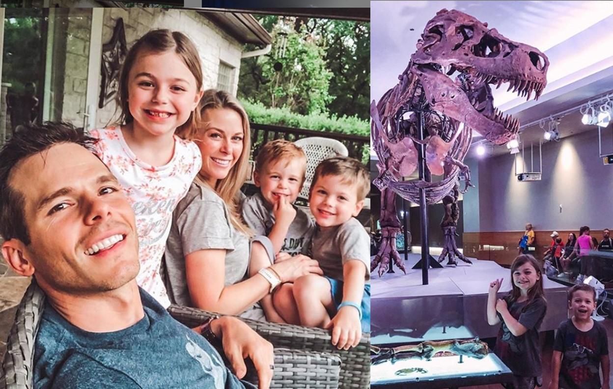 granger smith's family