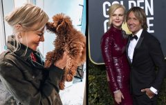 keith urban and nicole kidman's family