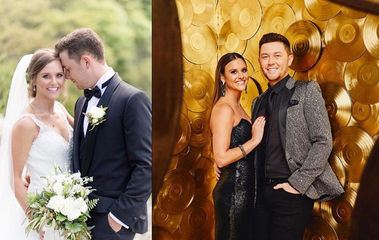 scotty mccreery's marriage