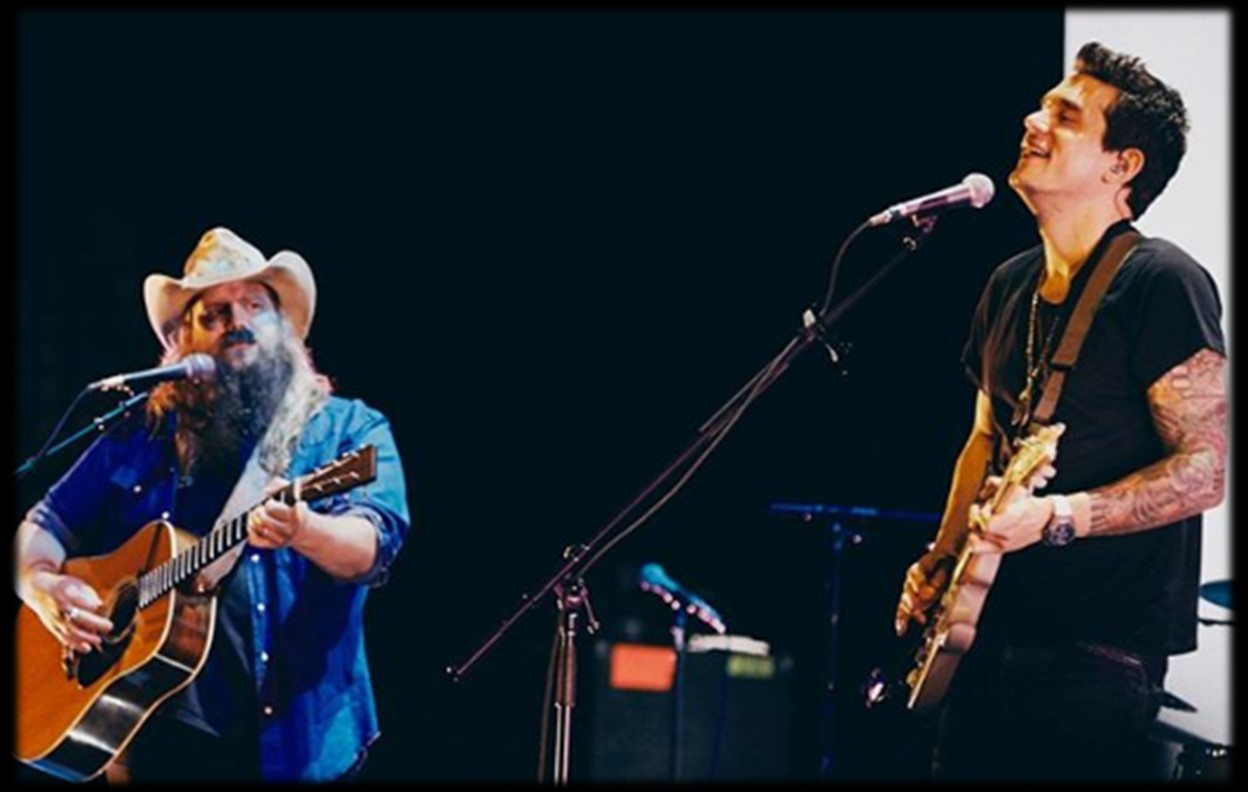 chris stapleton and john mayer