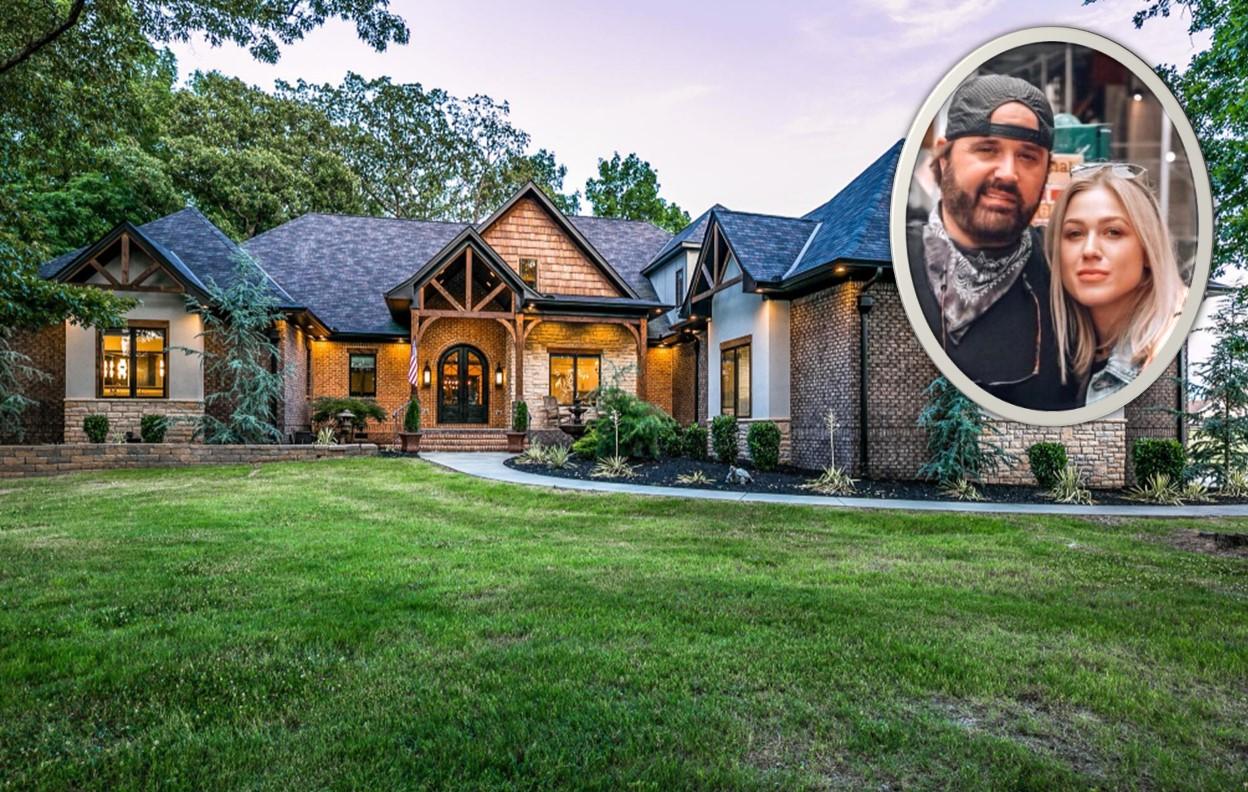 randy houser's home