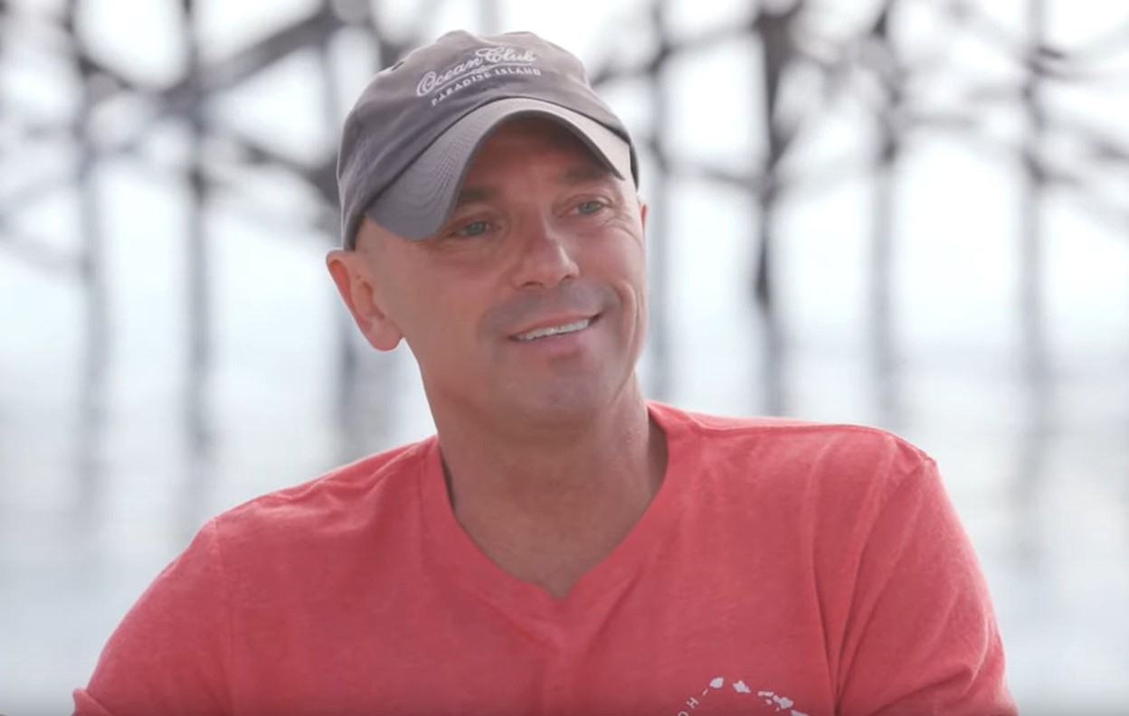 Kenny Chesney's TODAY Interview