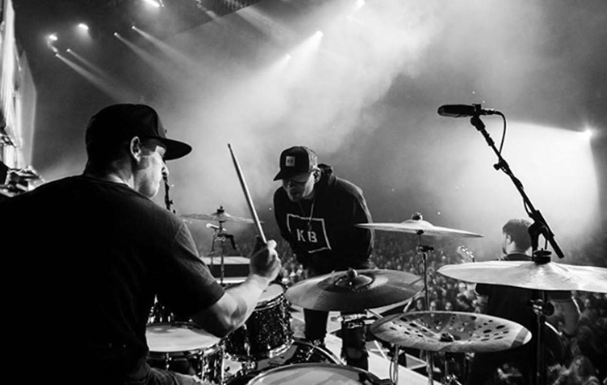 kane brown's drummer